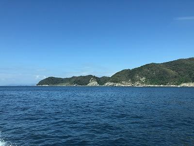 田ノ浦周辺海域