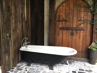 new!!!!! Garden bathroom  出来上がりました?!