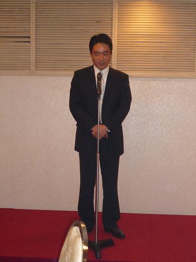 尾崎正直高知県知事と産業振興計画について語る会 | KATSURA CARS BLOG