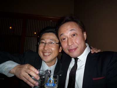 西川りゅうじんさん、安藤高知市副市長さん、橋田水香さん