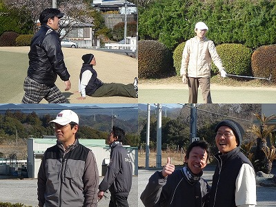 EVER CIRCLE委員会ゴルフコンペ3
