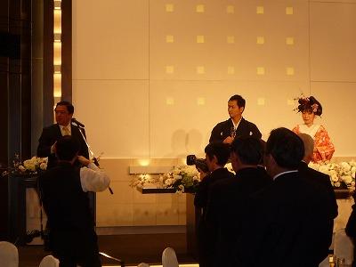 中地英彰友理子結婚披露宴4