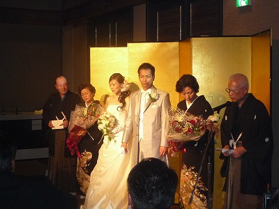 中地英彰友理子結婚披露宴11
