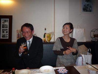 高鴨光一郎&ミホ結婚パーティー10