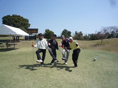 高知県民ゴルフ大会5