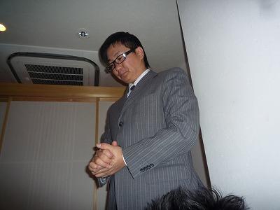 あった会新旧役員顔合わせ会9
