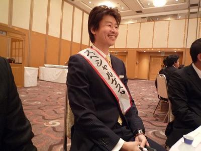 島村信一さん利栄さんの結婚を祝う会