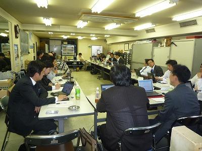 第5回理事会議