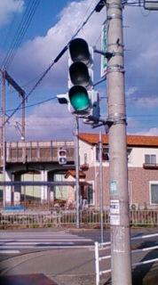 日本信号金属分割信号機 | お馬...