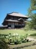 東大寺☆ 真っ青な空〜♪
