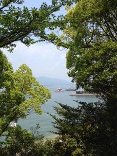 島から観た海.JPG