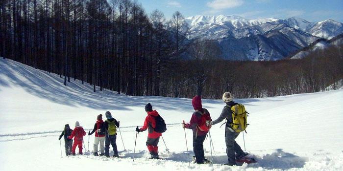 冬のツアー
