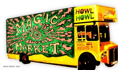 MAGIC MARKET CARAVAN TOUR 2009