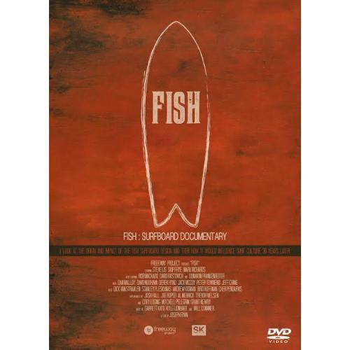 サーフィンDVD FISH