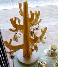 飾り木&アクリル球