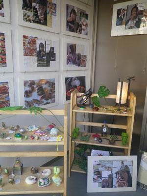 昆虫料理&昆虫造形作品展示