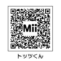ブルータイクスMii QRコード