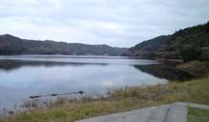 大隈湖12月