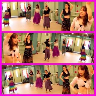 大好きな方々と踊る時間は楽しいですね。 私のエネルギーの源です。