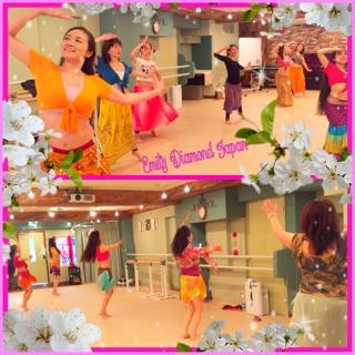 本日も春らしい陽気の中、皆様と楽しく踊ることが出来ました。 有難うございました。