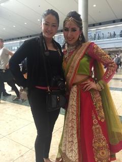 蓮さん(ダンサーネーム Rehuriya)のFacebookにも素晴らしいお写真が掲載されております