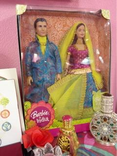 インドBarbie人形