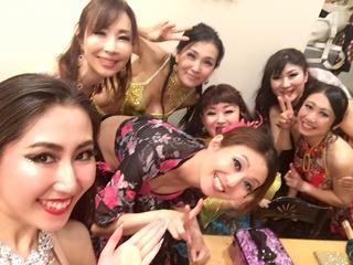 ショーのお誘いをして下さいました、憧れの矢口美香さん有難うございました3
