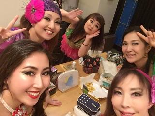 ショーのお誘いをして下さいました、憧れの矢口美香さん有難うございました6