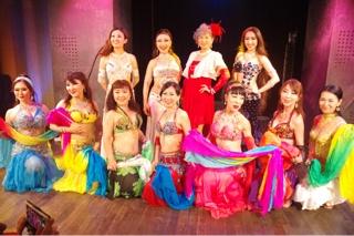 ショーのお誘いをして下さいました、憧れの矢口美香さん有難うございました7