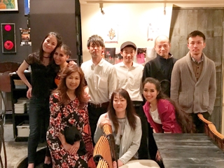 お越し下さいましたAsukaさん, Asukaさんのご主人様, Ayaliel, Eleorah, Eliyahna, Furida, Megumiさん, Kazueさん,Mikiさん、Erinaさん、 麻理さん、たかちゃんのご主人様、たかちゃん、美里ちゃん、祐里ちゃん, 私達の尊敬する母、有難うございました。6