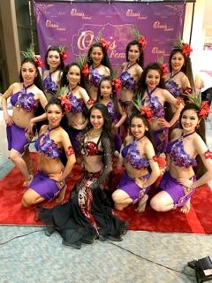 日本でエミリーダイアモンドジャパンのみが披露する事の出来る『ベリネシアンダンス』を山梨の皆様やベリーダンス界の皆様の前で披露をさせて頂き大変光栄でございました。