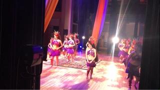 山梨県で与えて頂いた貴重な舞台経験は、私を含めダンサーズの心にもずっと残る素晴らしい思い出となりました。2