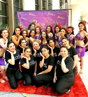踊りに出会えて誇りである素晴らしい生徒皆様にも巡り会いました。 何よりの宝物です。