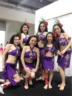 ダンサーズ皆様のチームワークもとても良く、お陰様で本番は最高のパフォーマンスでした。