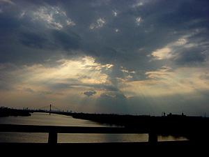 天空のつり橋