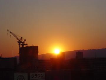 黄金の落日