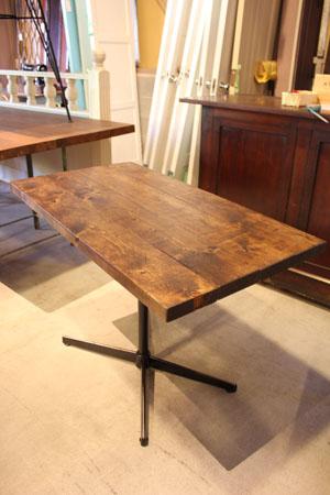 テーブル ディスプレイ台 カフェ 木製 Re-design オリジナル