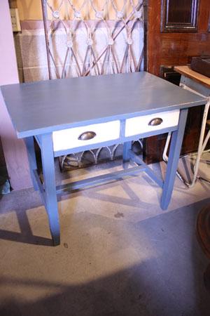 テーブル ディスプレイ台 シャビー 木製 デスク