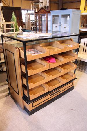 ラック 棚 アパレル 木製 什器