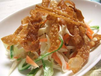 根菜サラダ、牛蒡人参レンコンサラダ