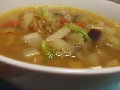 アラブスープ