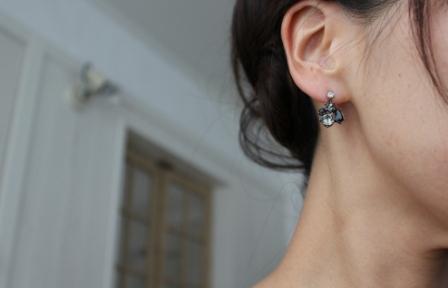 bijoux piace(black)
