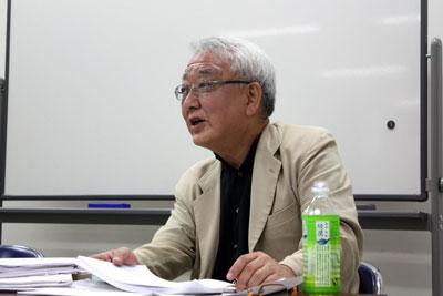 2011年9月9日 辻井ゼミ ゲスト/由利耕一さん