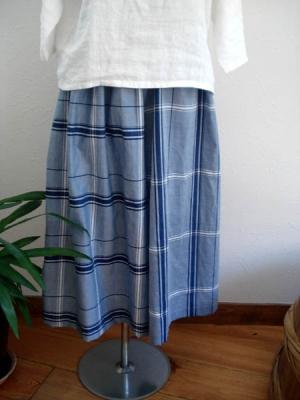 パンツスカート1