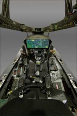 F-35 コックピット