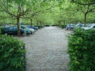 ベルリン-駐車場