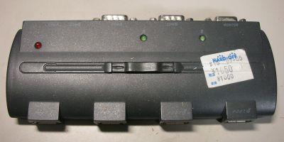USB・VGA切り替え器