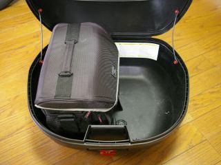 カメラバッグinキャリアBOX