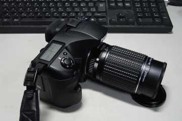 K20Dカスタムグリップ仕様&SMCP-M200mmF4