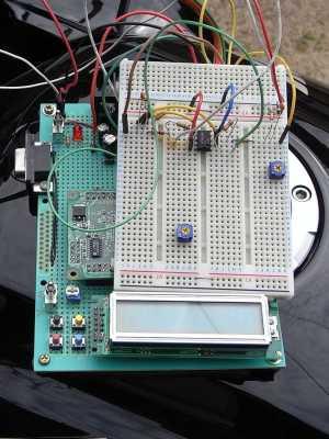 オペアンプ回路追加